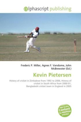 Kevin Pietersen | Dodax.at