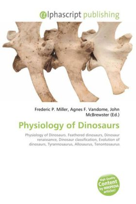 Physiology of Dinosaurs | Dodax.ch