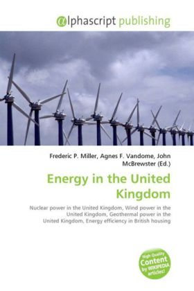 Energy in the United Kingdom | Dodax.pl