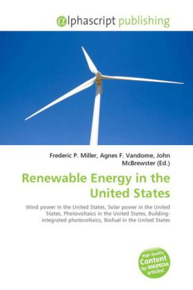 Renewable Energy in the United States | Dodax.de
