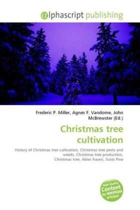 Christmas tree cultivation | Dodax.de