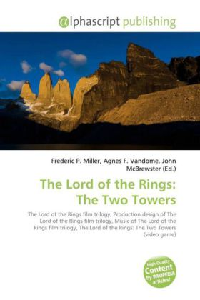 The Lord of the Rings: The Two Towers   Dodax.de