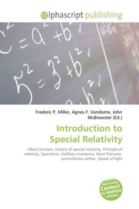 Introduction to Special Relativity | Dodax.at