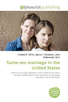 Same-sex marriage in the United States | Dodax.at