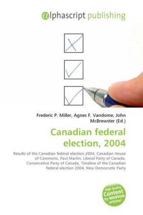 Canadian federal election, 2004 | Dodax.at