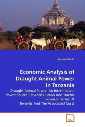 Economic Analysis of Draught Animal Power in Tanzania | Dodax.pl