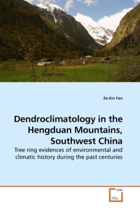 Dendroclimatology in the Hengduan Mountains, Southwest China | Dodax.pl