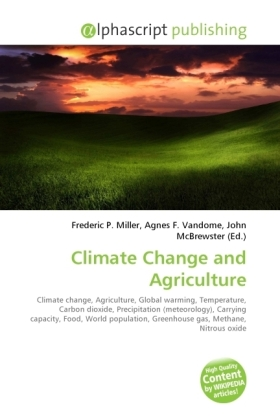 Climate Change and Agriculture | Dodax.de