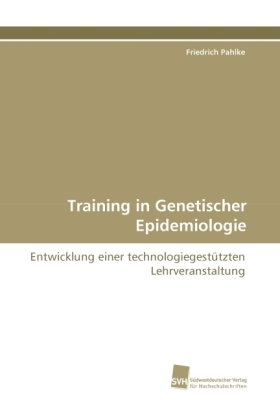 Training in Genetischer Epidemiologie | Dodax.at
