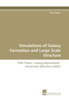 Simulations of Galaxy Formation and Large Scale Structure | Dodax.pl