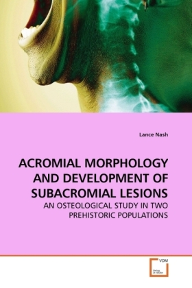 Acronmial Morphology and Development of Subacromial Lesions   Dodax.pl