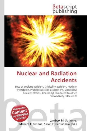 Nuclear and Radiation Accidents | Dodax.at