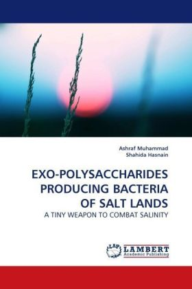 EXO-POLYSACCHARIDES PRODUCING BACTERIA OF SALT LANDS | Dodax.pl