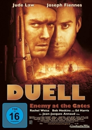 Duell - Enemy at the Gates, 1 DVD | Dodax.at
