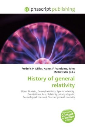 History of general relativity | Dodax.at