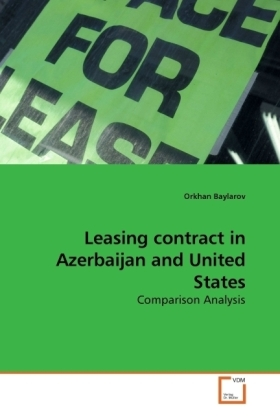 Leasing contract in Azerbaijan and United States | Dodax.de
