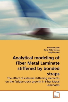 Analytical modeling of Fiber Metal Laminate stiffened by bonded straps   Dodax.pl