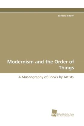 Modernism and the Order of Things   Dodax.ch