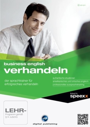 Business English Verhandeln, CD-ROM | Dodax.es