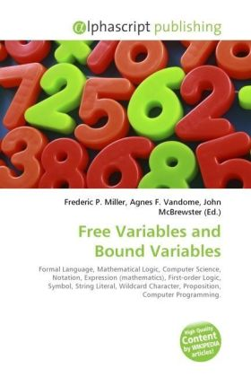 Free Variables and Bound Variables | Dodax.ch