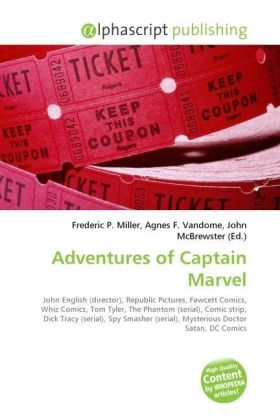 Adventures of Captain Marvel | Dodax.at