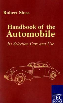 Handbook of the Automobile | Dodax.at
