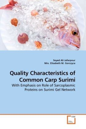 Quality Characteristics of Common Carp Surimi | Dodax.pl