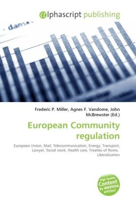 European Community regulation | Dodax.ch