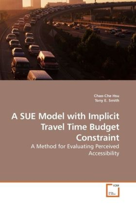 A SUE Model with Implicit Travel Time Budget Constraint   Dodax.pl