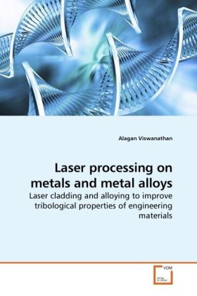 Laser processing on metals and metal alloys | Dodax.ch