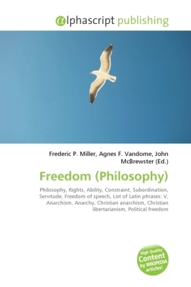 Freedom (Philosophy) | Dodax.at
