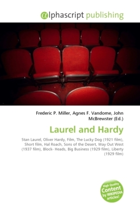 Laurel and Hardy | Dodax.ch