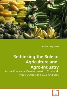 Rethinking the Role of Agriculture and Agro-Industry | Dodax.de