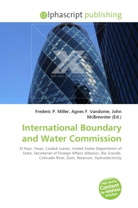 International Boundary and Water Commission | Dodax.fr
