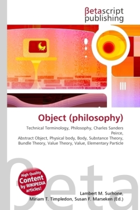 Object (philosophy) | Dodax.at