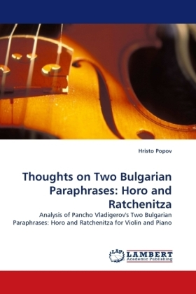 Thoughts on Two Bulgarian Paraphrases: Horo and Ratchenitza | Dodax.ch