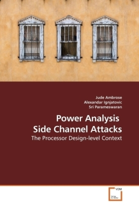 Power Analysis Side Channel Attacks | Dodax.at