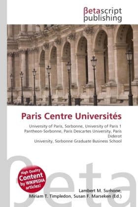Paris Centre Universités | Dodax.pl