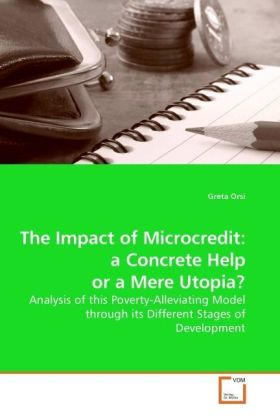 The Impact of Microcredit: a Concrete Help or a Mere Utopia?   Dodax.at
