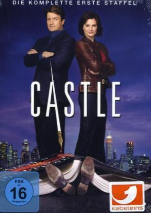 Castle, 3 DVDs. Staffel.1 | Dodax.at