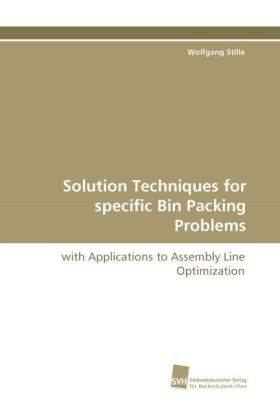 Solution Techniques for specific Bin Packing Problems | Dodax.ch