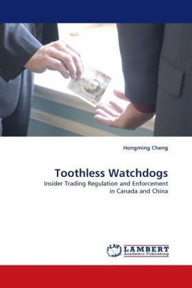 Toothless Watchdogs | Dodax.co.uk