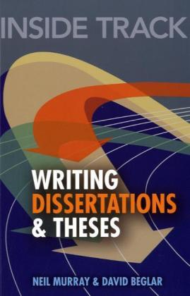 Inside Track Writing Dissertations & Theses | Dodax.at