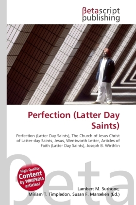 Perfection (Latter Day Saints) | Dodax.at