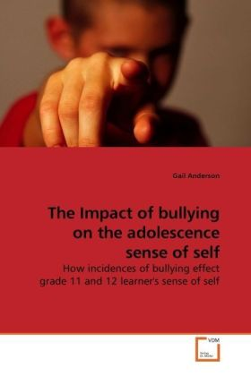 The Impact of bullying on the adolescence sense of self | Dodax.at