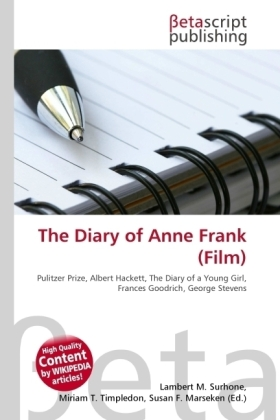 The Diary of Anne Frank (Film) | Dodax.ch