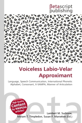 Voiceless Labio-Velar Approximant | Dodax.at