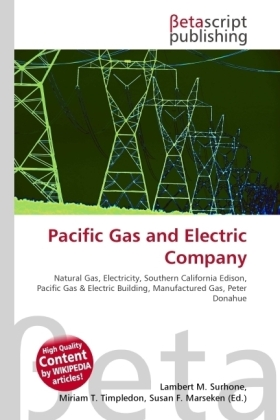 Pacific Gas and Electric Company | Dodax.at
