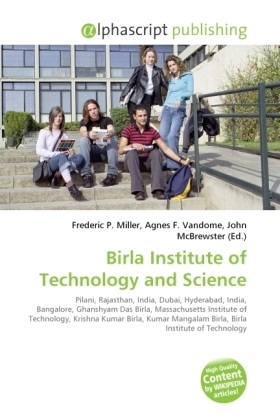 Birla Institute of Technology and Science   Dodax.at