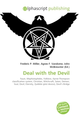 Deal with the Devil   Dodax.at